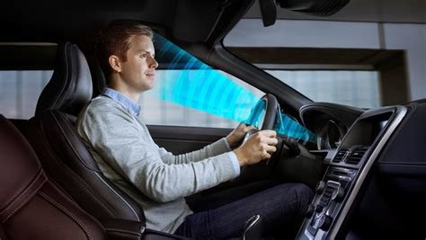Latest Volvo Uses Face Recognition To Help Tired Drivers Free Download