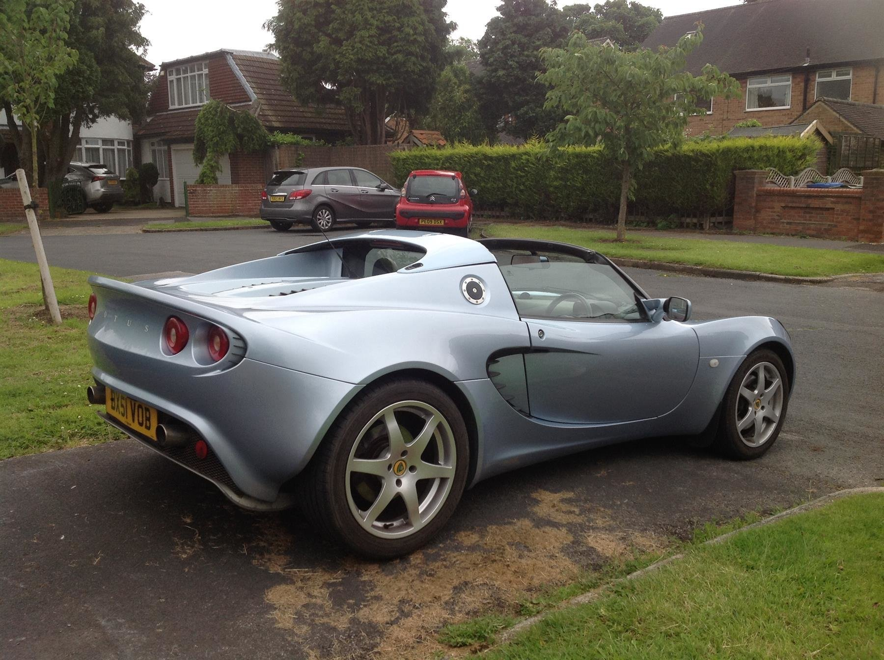Latest Used 2001 Lotus Elise S2 16V For Sale In East Yorkshire Free Download