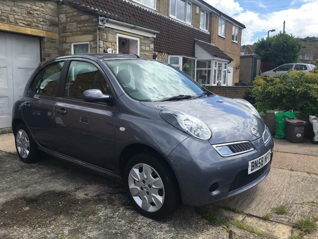 Latest Nissan Micra 1 2 Five Door Car For Sale 46 000 Miles In Free Download