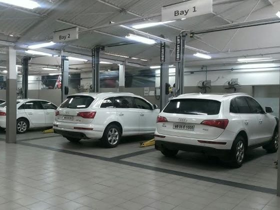 Latest Audi Inaugurates New Showroom And Service Facility In Free Download