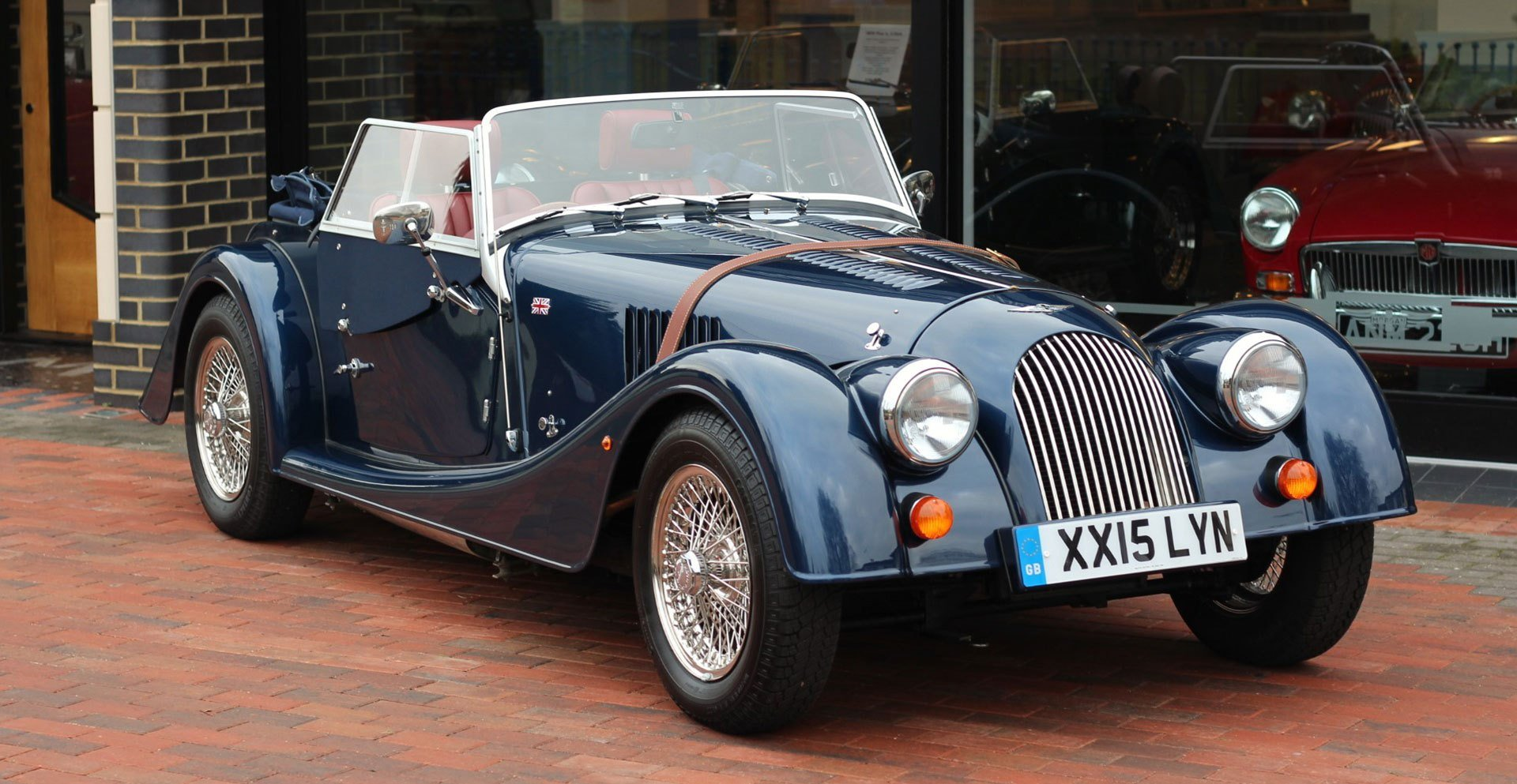 Latest Morgan Cars For Sale From Melvyn Rutter Ltd Morgan Main Free Download