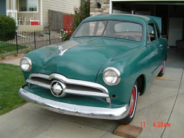 Latest Cheap Coupe Project 1949 Ford Coupe Free Download