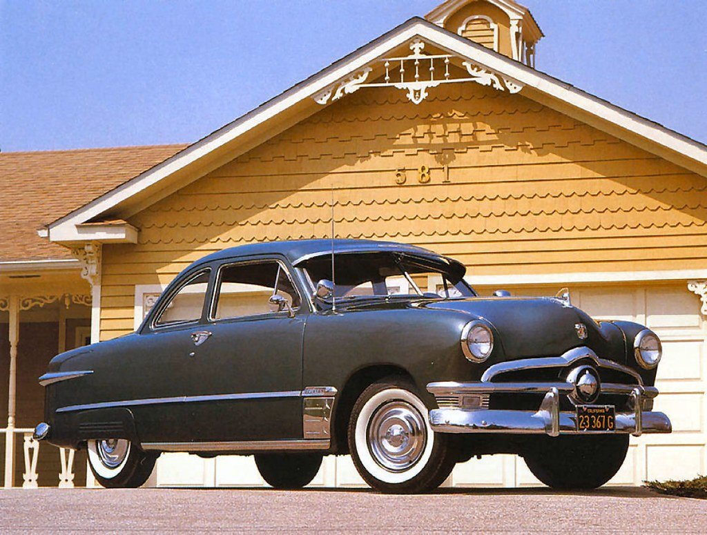 Latest The Amazo Effect 1950 Ford Coupe 50 Counting Free Download