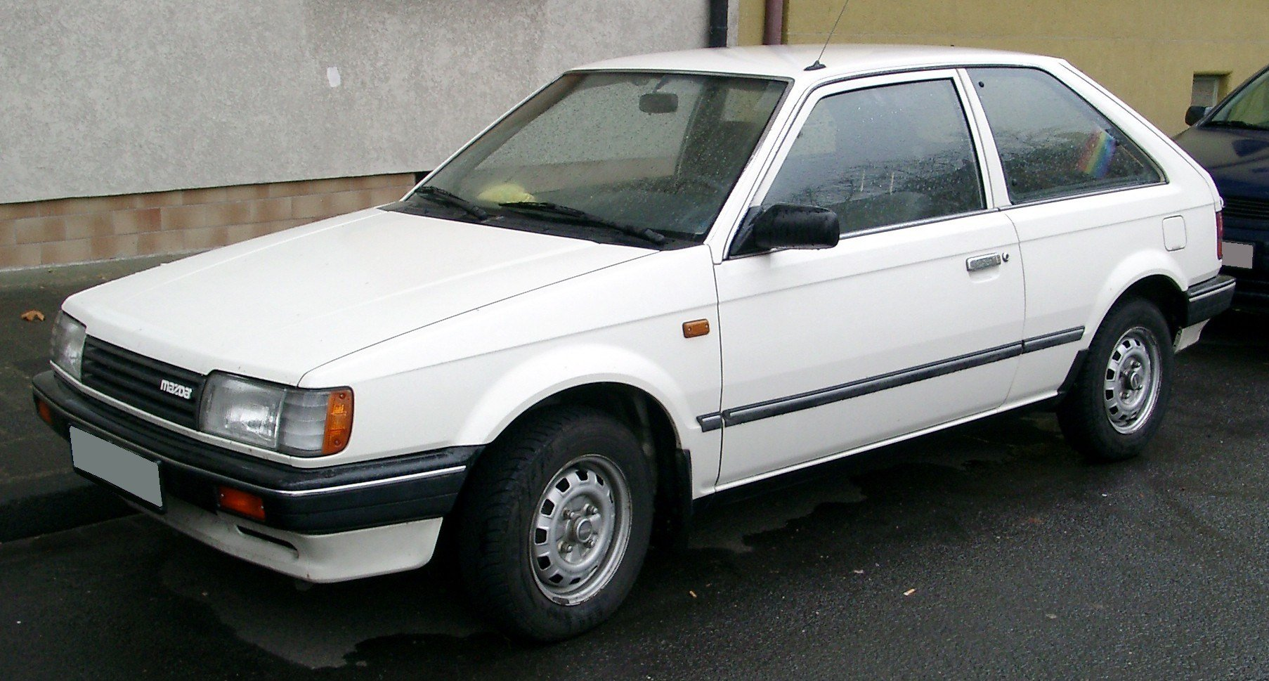 Latest The Old Hatchback And The Boy 1989 Mazda 323 The Garage Free Download