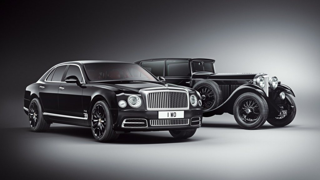 Latest Bentley Manufacturing 100Th Anniversary 2019 Mulsanne W O Free Download