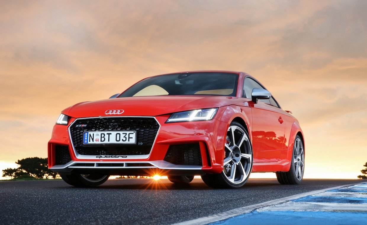 Latest 2017 Audi Tt Rs Track Review Audi S Wild Child Lets Its Free Download