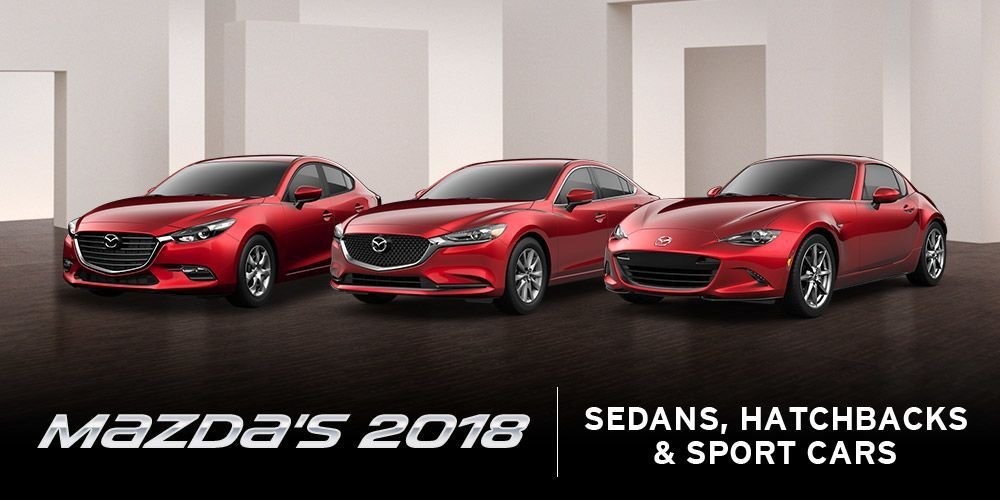 Latest 2018 Mazda Sedans Hatchback Sport Cars Bert Ogden Free Download