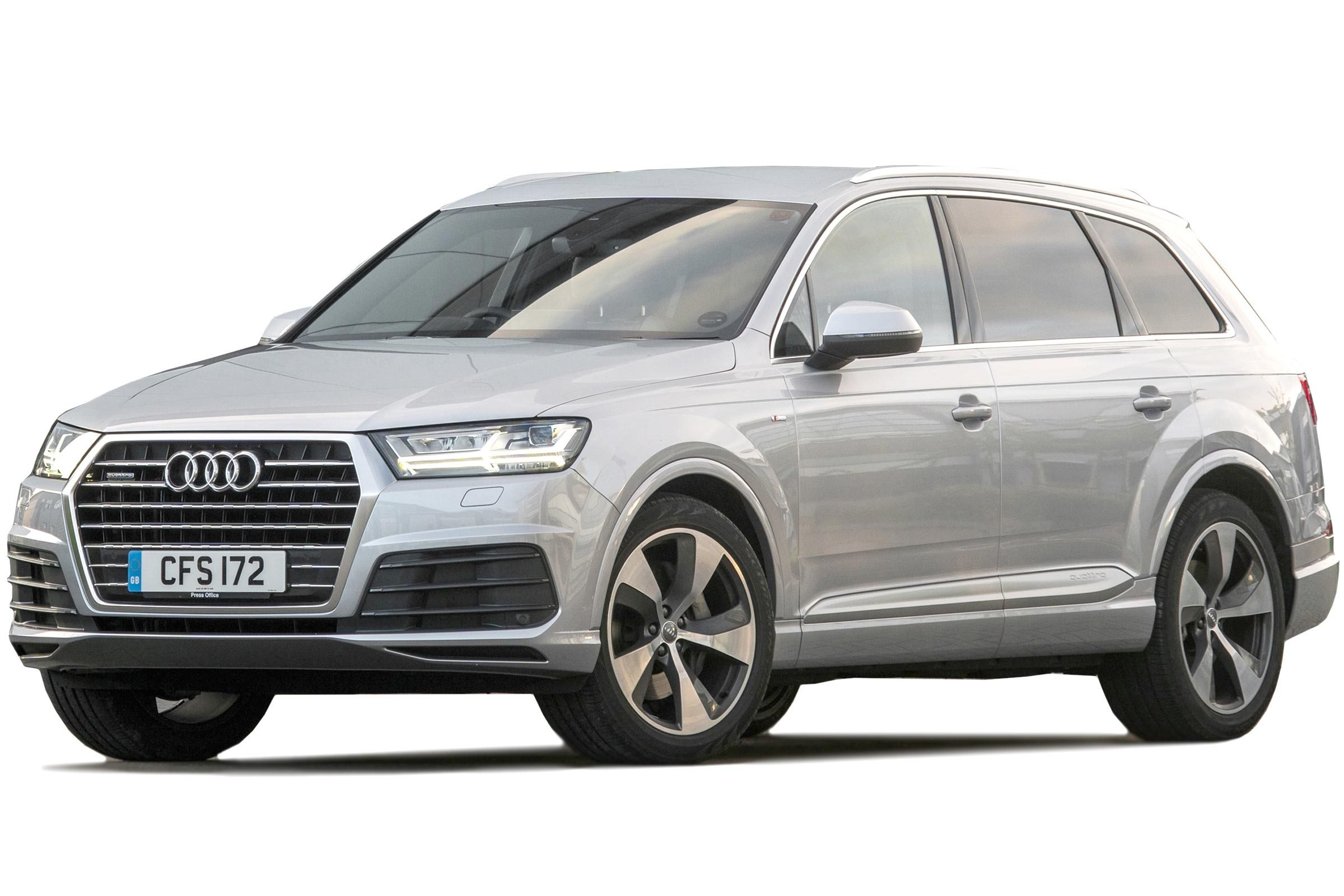 Latest Audi Q7 Suv 2019 Review Carbuyer Free Download