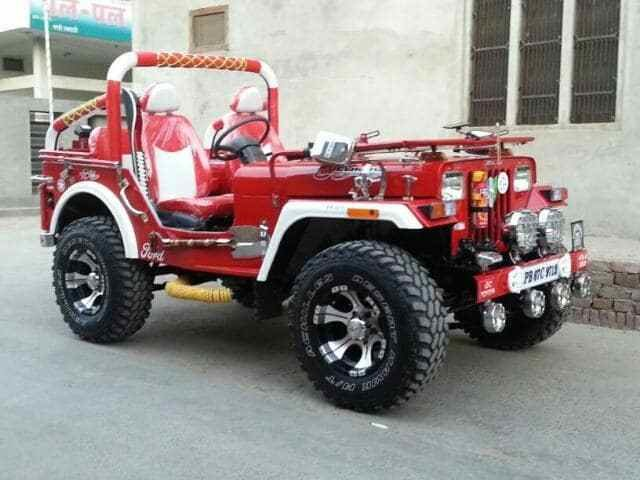 Latest Used 2014 Mahindra Jeep Car For Sale In Rajkot Id Free Download