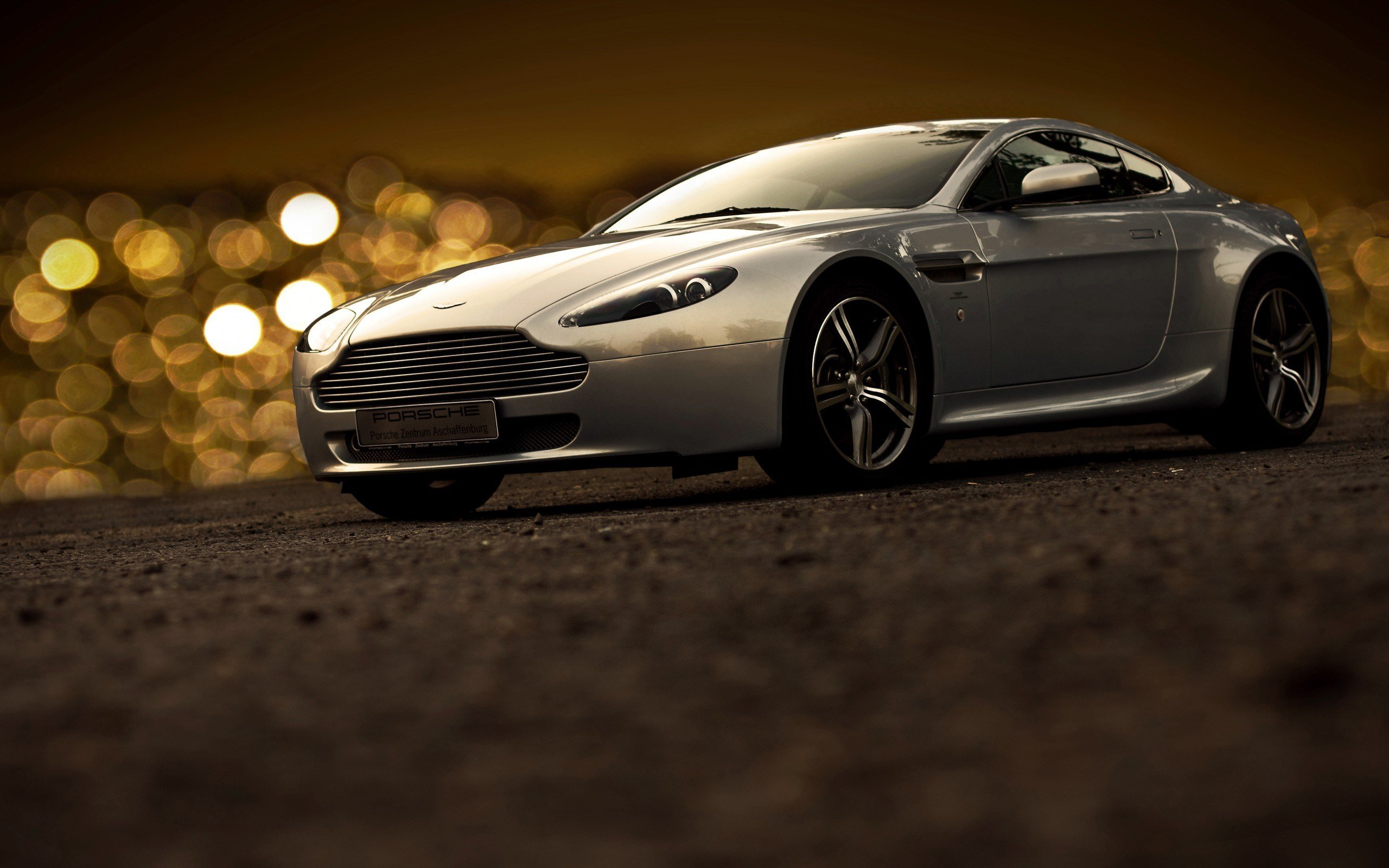 Latest Aston Martin Bokeh Cars Vehicles Wallpaper Allwallpaper Free Download