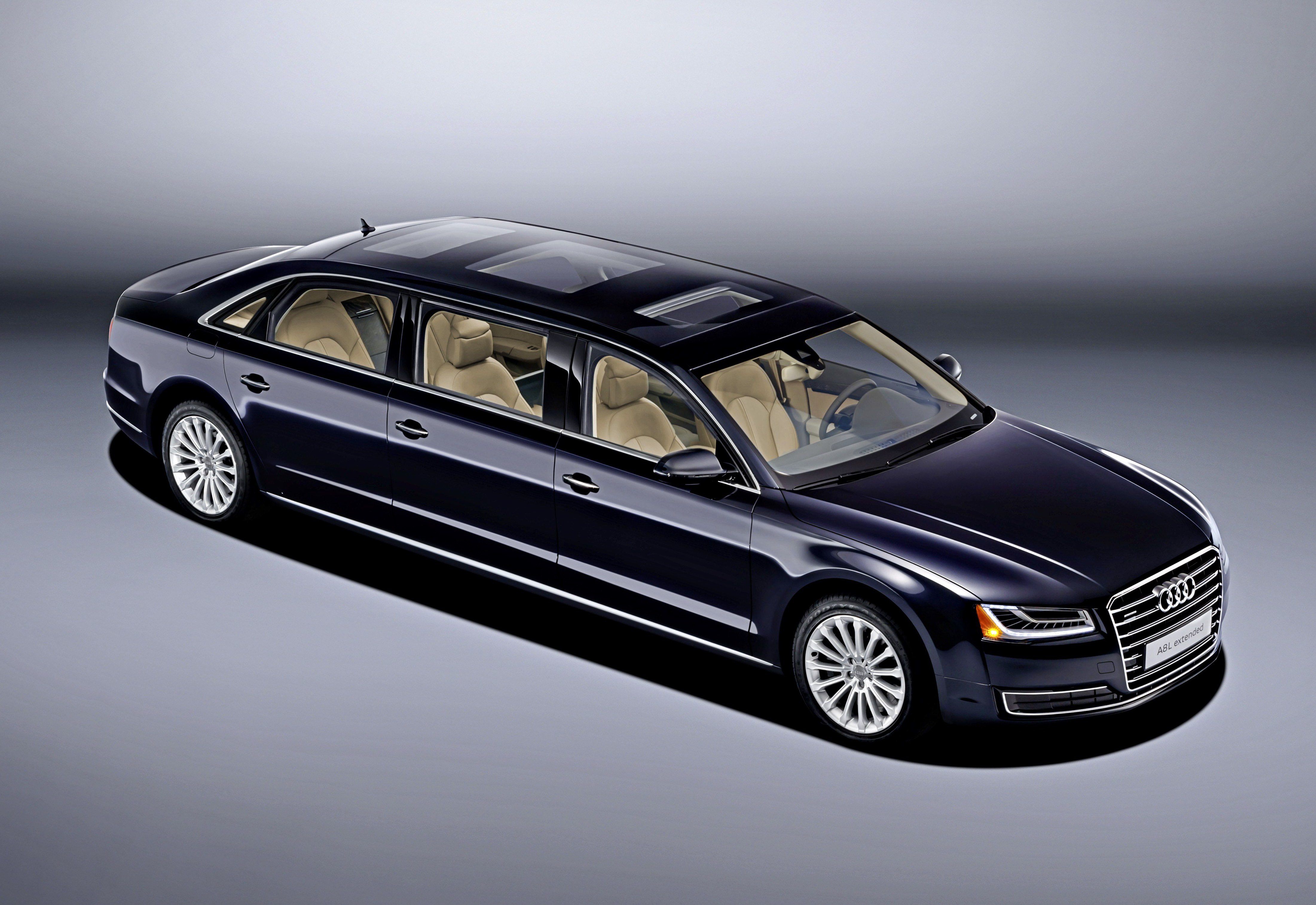 Latest News Audi Redefines Long Wheelbase With 6 3 Metre A8 L Free Download