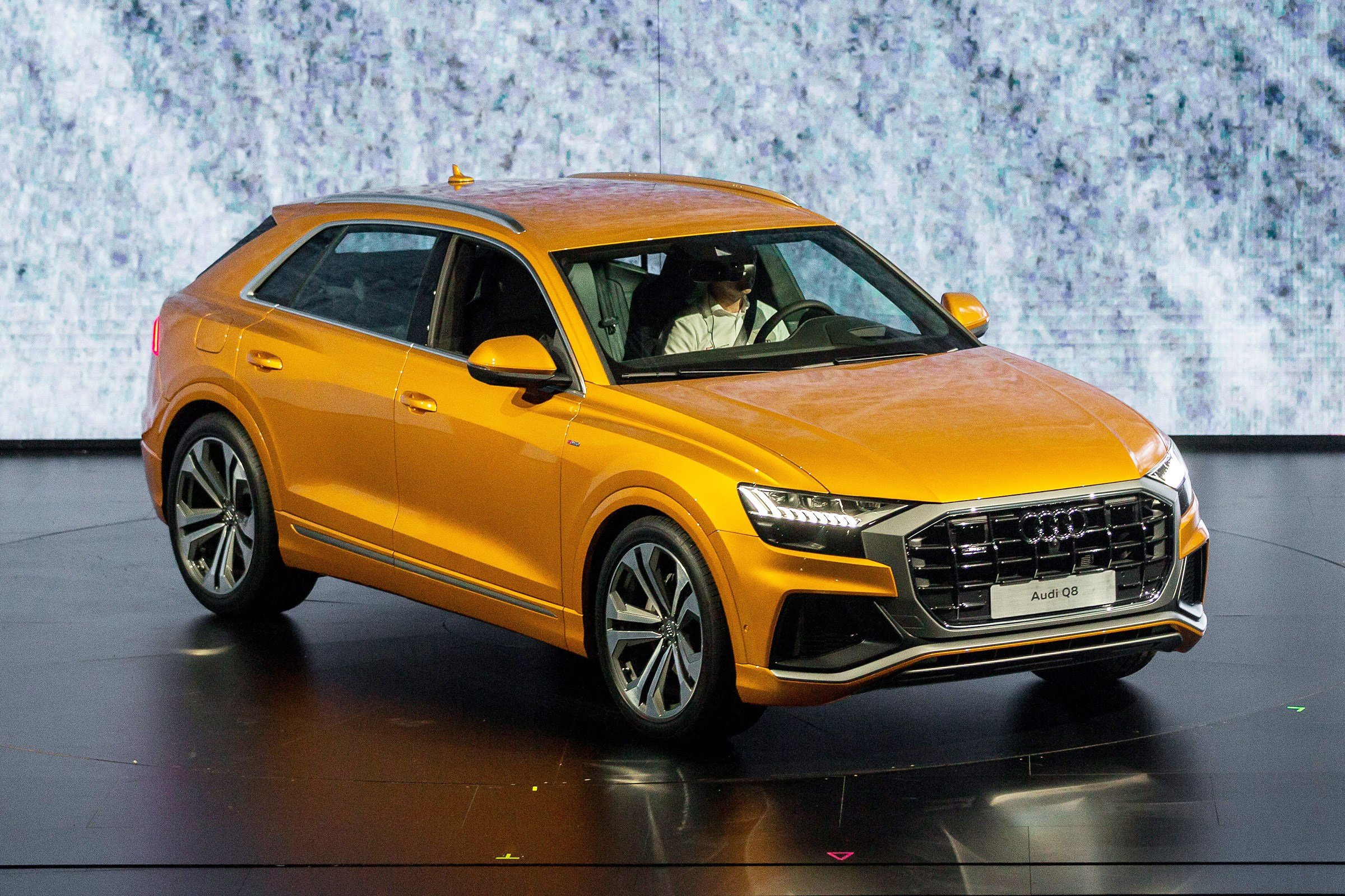 Latest New 2018 Audi Q8 Suv Full Details And Official Pics Free Download