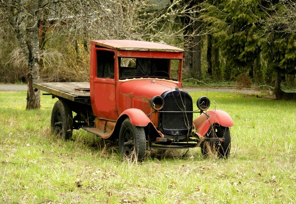 Latest Old Ford Truck While Passing Though Gales Creek I Could Free Download