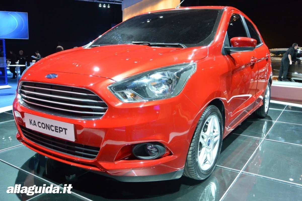 Latest Nuova Ford Ka 5 Porte Foto Allaguida Free Download