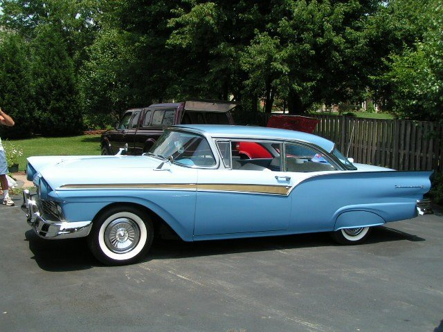 Latest 1957 Ford Fairlane Pictures Cargurus Free Download