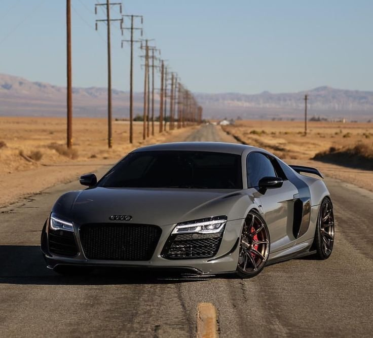 Latest Military Green Audi R8 … Pinteres… Free Download