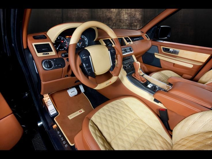 Latest 2011 Mansory Land Rover Range Rover Stellar Interiors Free Download