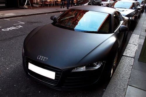 Latest Matte Black Audi R8 Audi The Gr8 Pinterest S*Xy Free Download