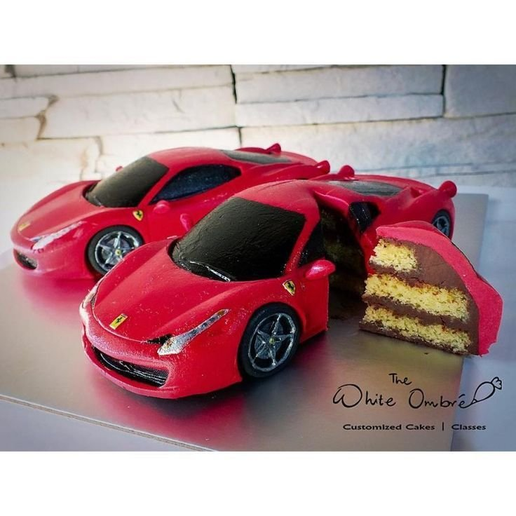 Latest 25 Best Ideas About Car Cakes On Pinterest Race Track Free Download