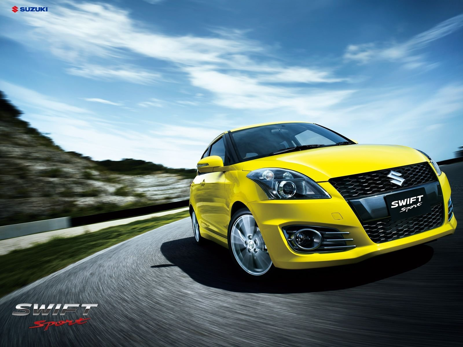 Latest Suzuki Swift Sport Wallpaper With A Blistering New Design Free Download