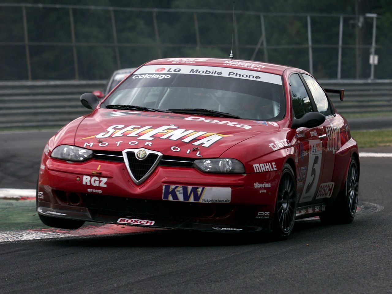 Latest Alfa Romeo 156 Race Car Alfa Alfaromeo Italiandesign Free Download