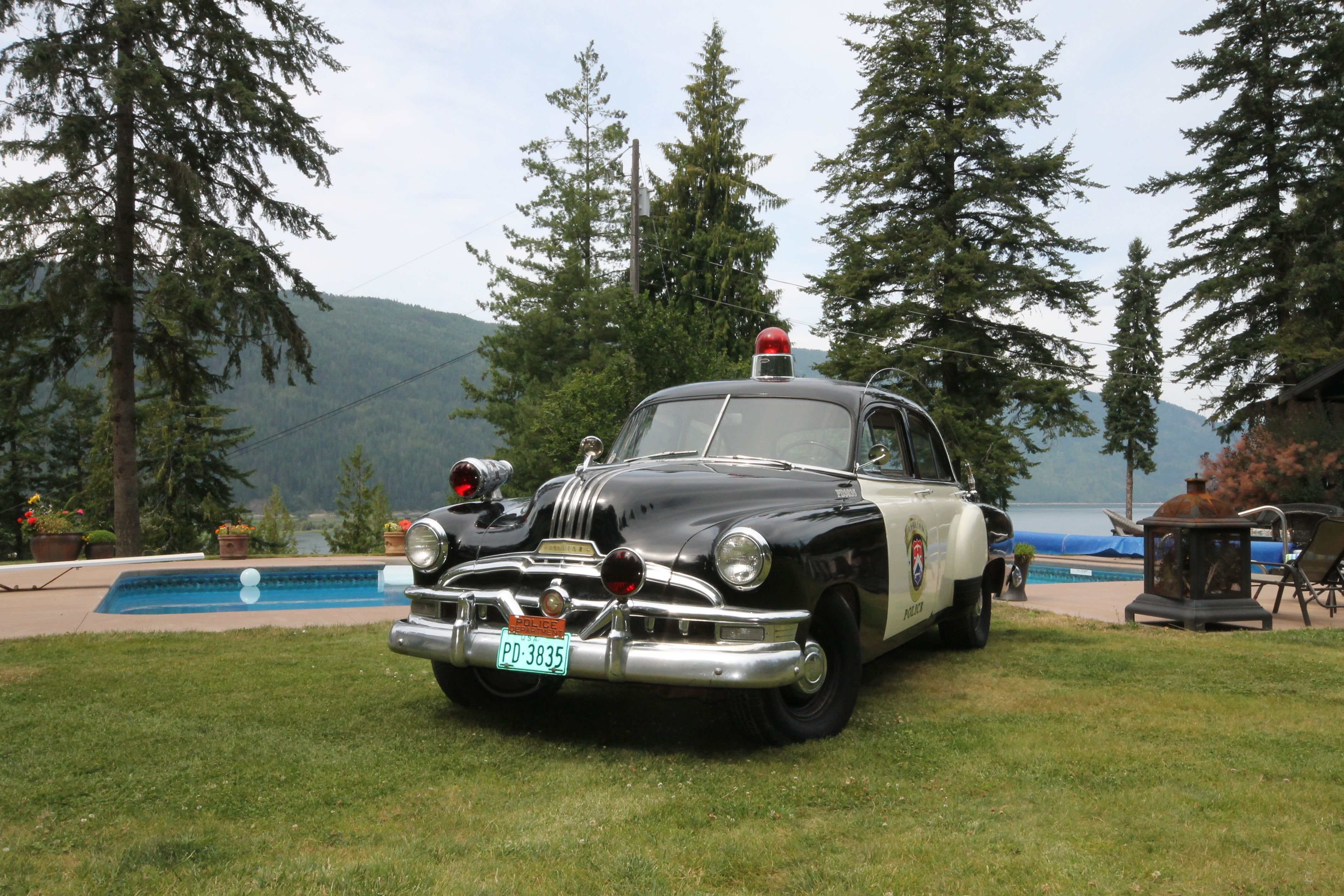 Latest My 1952 Pontiac Police Car Police Cars Pinterest Free Download