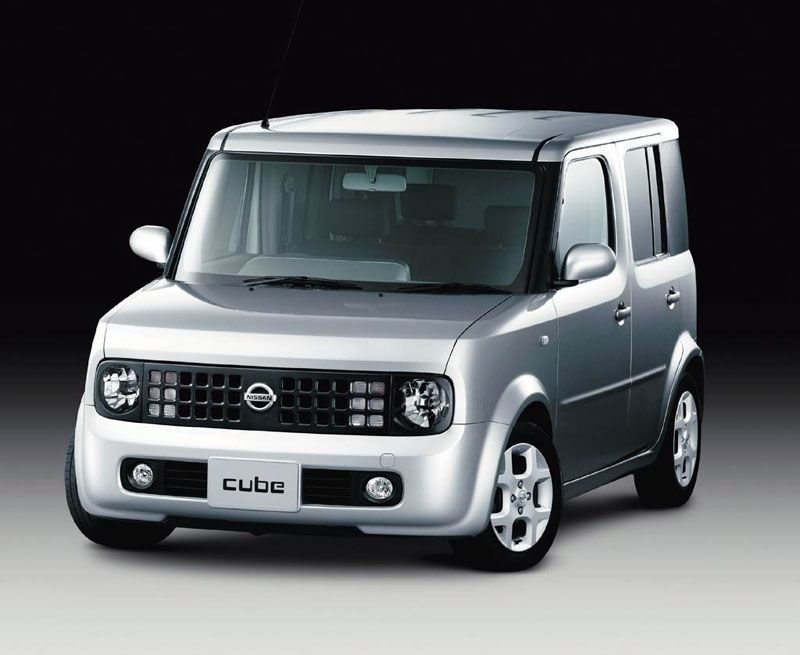 Latest Funny Mini Mpv Type From Nissan Cube Nissan Car Cars Free Download