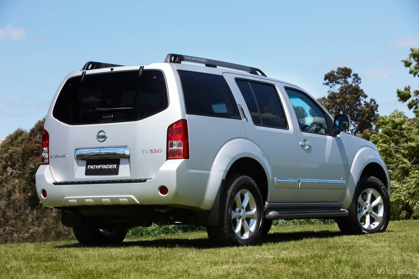 Latest Nissan Pathfinder Review Photos Caradvice Free Download
