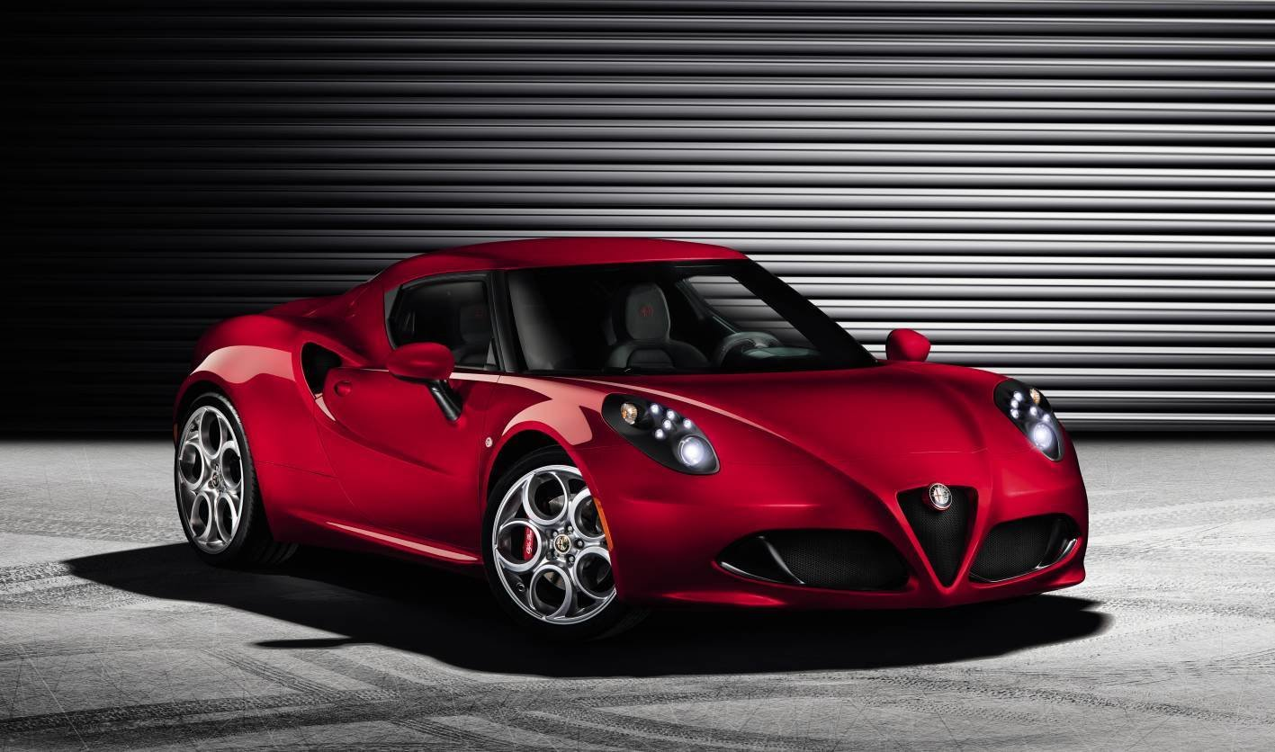 Latest Alfa Romeo Eight New Models Including Suvs By 2018 Free Download