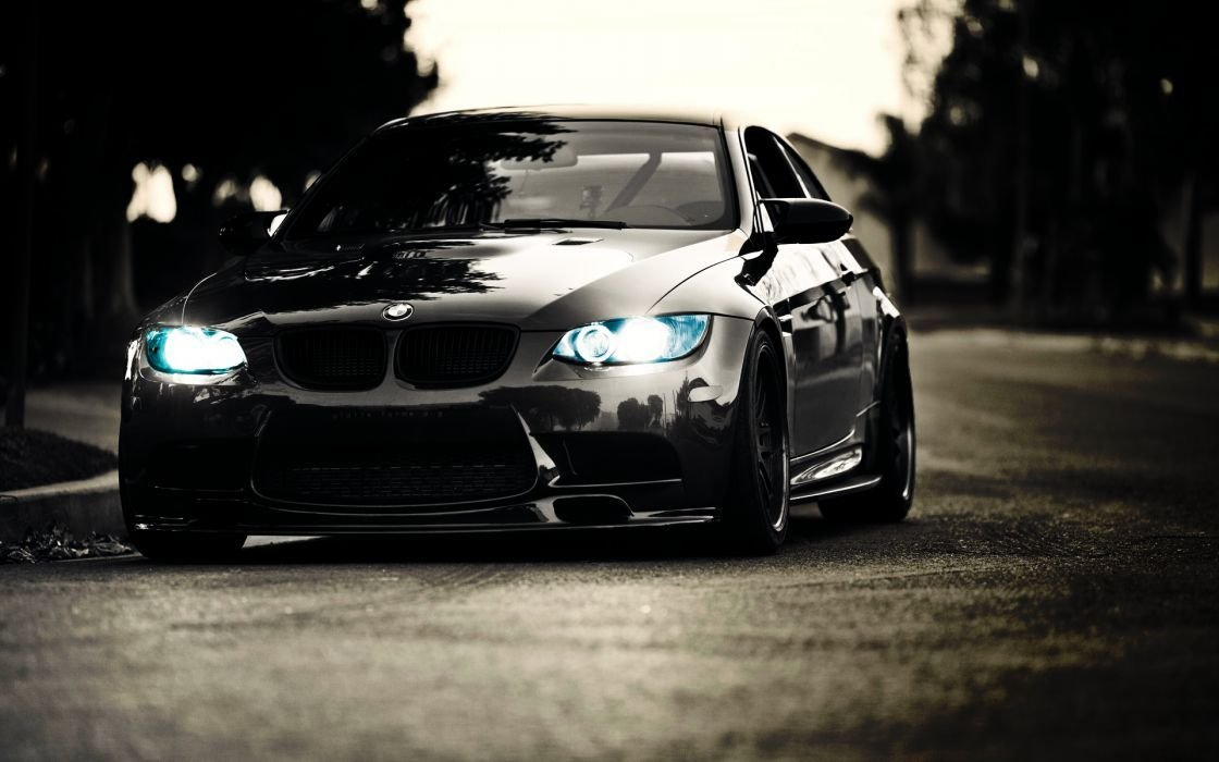 Latest Bmw Cars Vehicles Black Cars Wallpaper 1920X1200 8062 Free Download