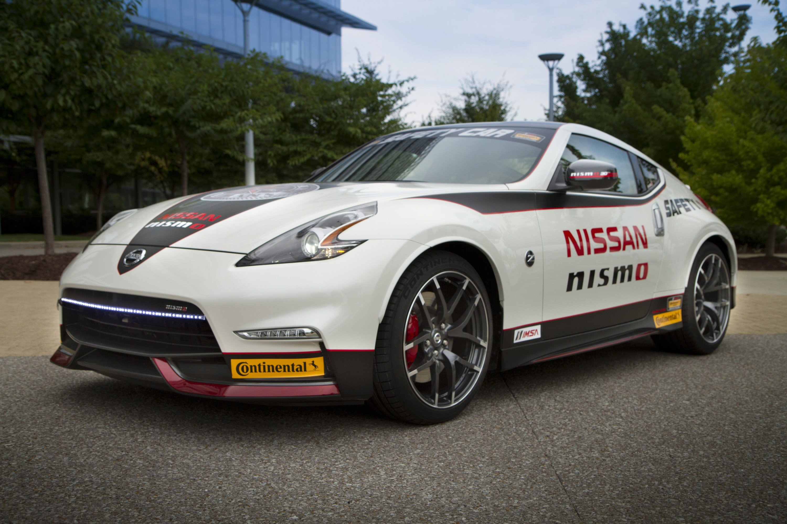 Latest 2015 Nissan 370Z Nismo Is The Official Safety Car At Free Download