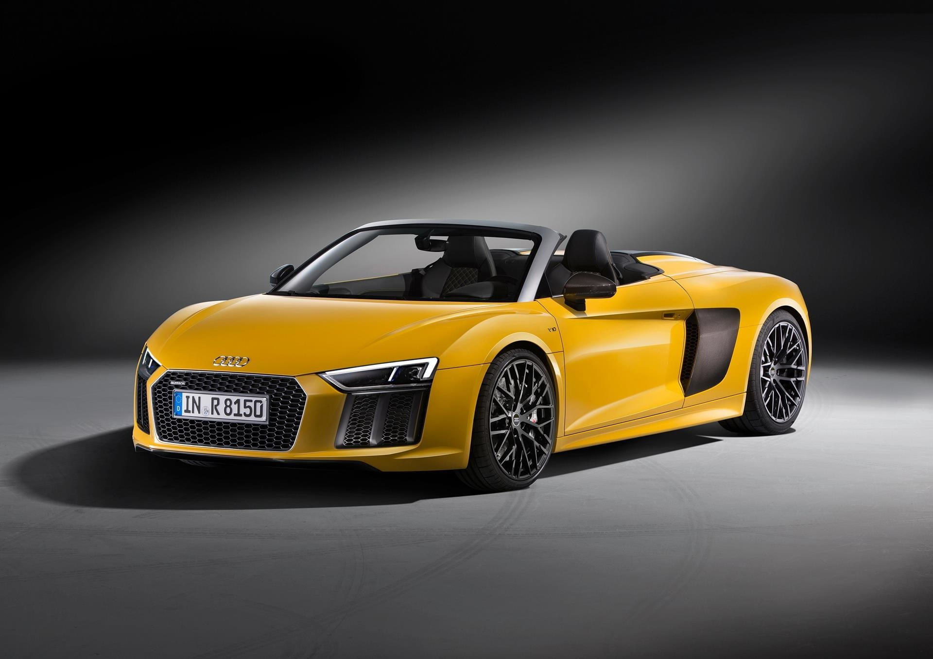 Latest 2016 Audi R8 Spyder News And Information Conceptcarz Com Free Download