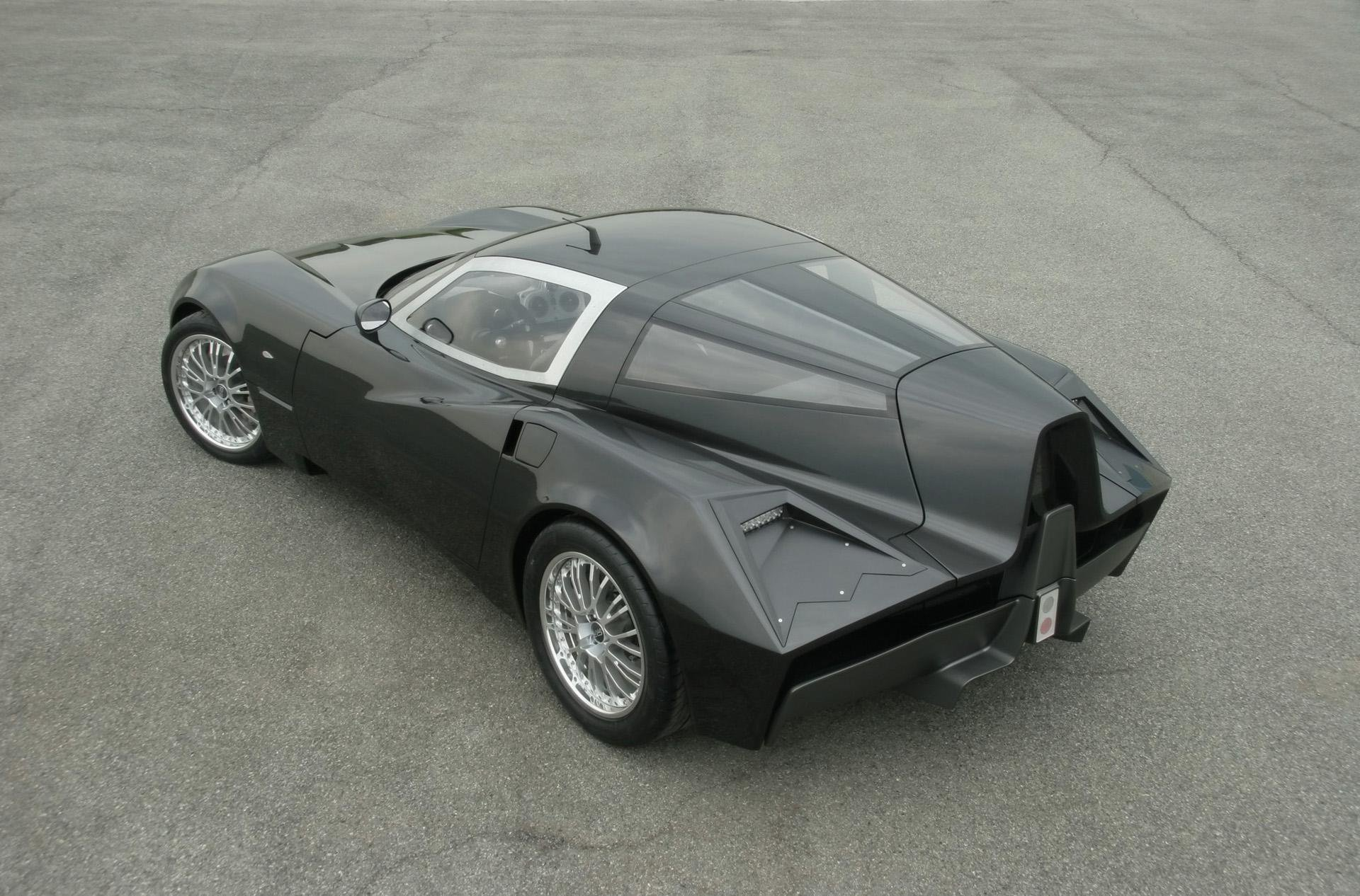 Latest 2008 Spada Codatronca Ts Concept Image Photo 23 Of 33 Free Download