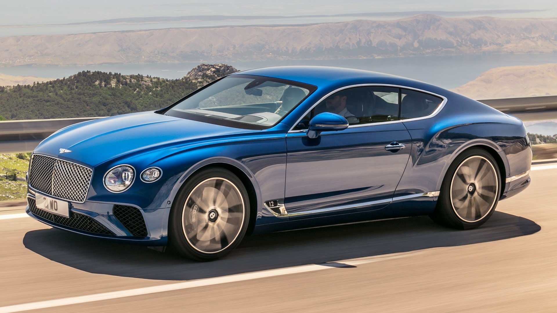 Latest 2018 Bentley Continental Gt Wallpapers And Hd Images Free Download
