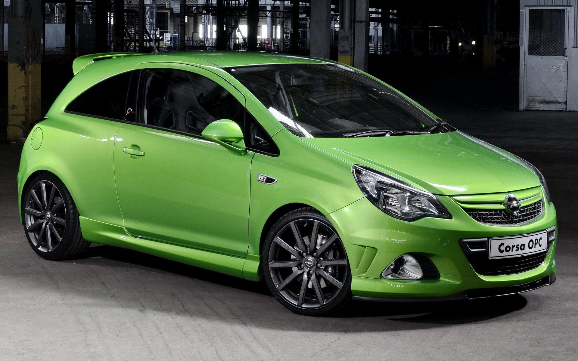 Latest 2013 Opel Corsa Opc Nurburgring Edition Za Wallpapers Free Download