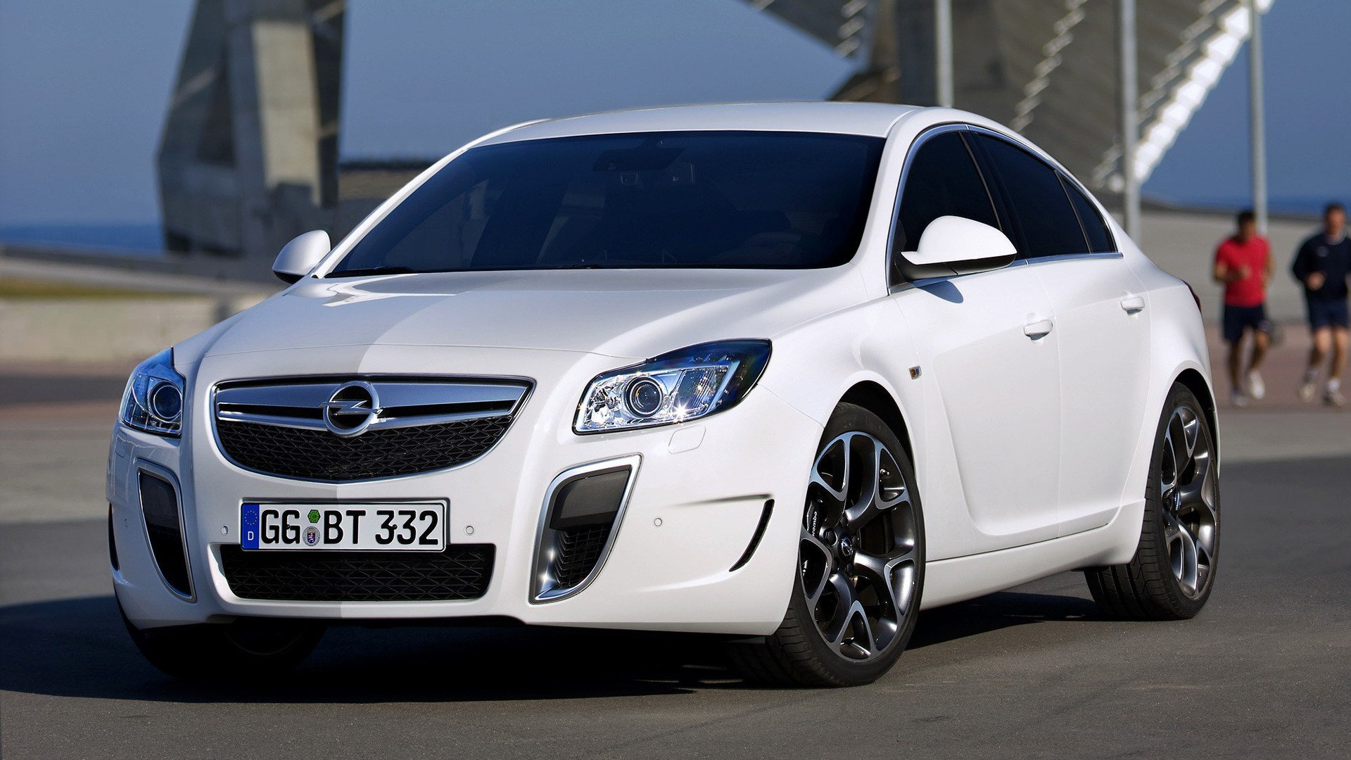 Latest 2009 Opel Insignia Opc Wallpapers And Hd Images Car Pixel Free Download