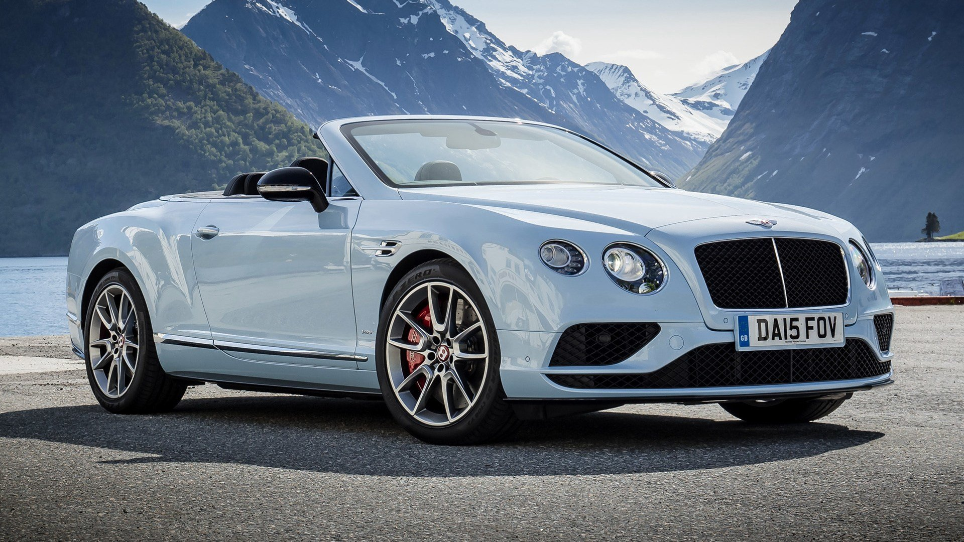Latest 2015 Bentley Continental Gt V8 S Convertible Wallpapers Free Download
