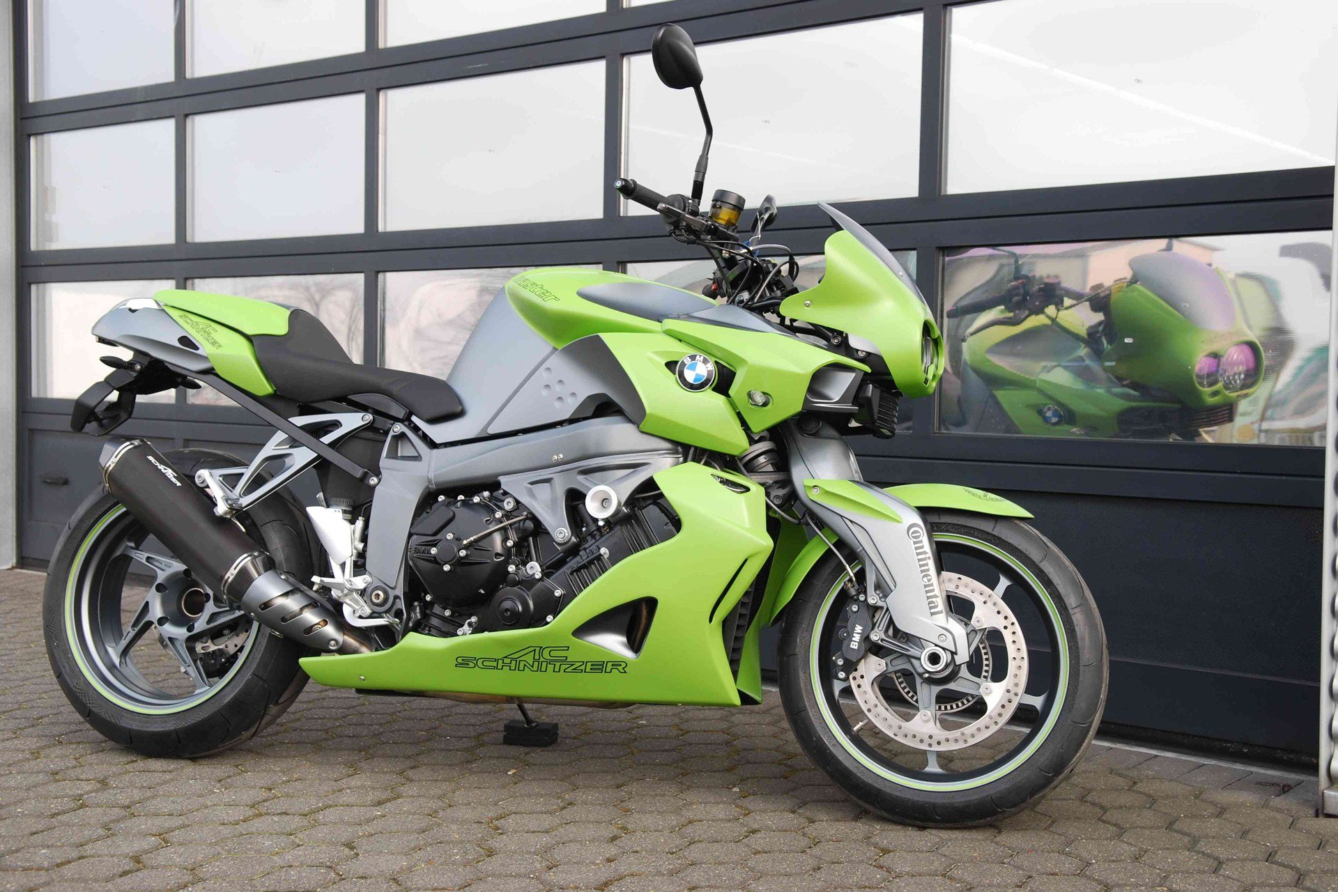 Latest Ac Schnitzer K1300R Photos Photogallery With 3 Pics Free Download