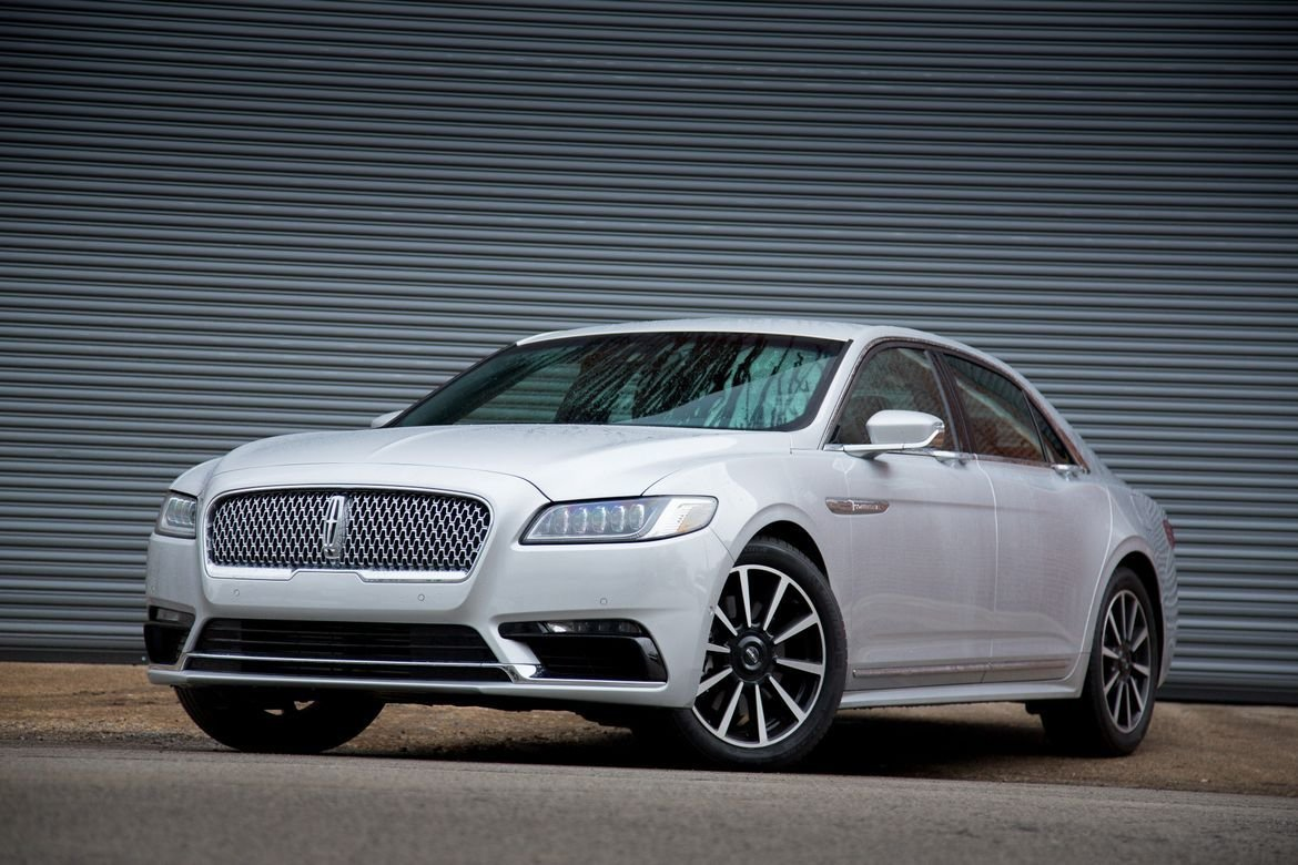 Latest 2017 Lincoln Continental Our Review Cars Com Free Download