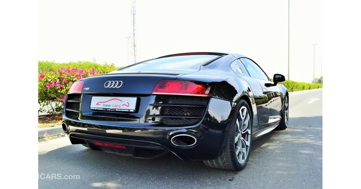 Latest Audi R8 Zero Down Payment 4 485 Aed Monthly 1 Year Free Download