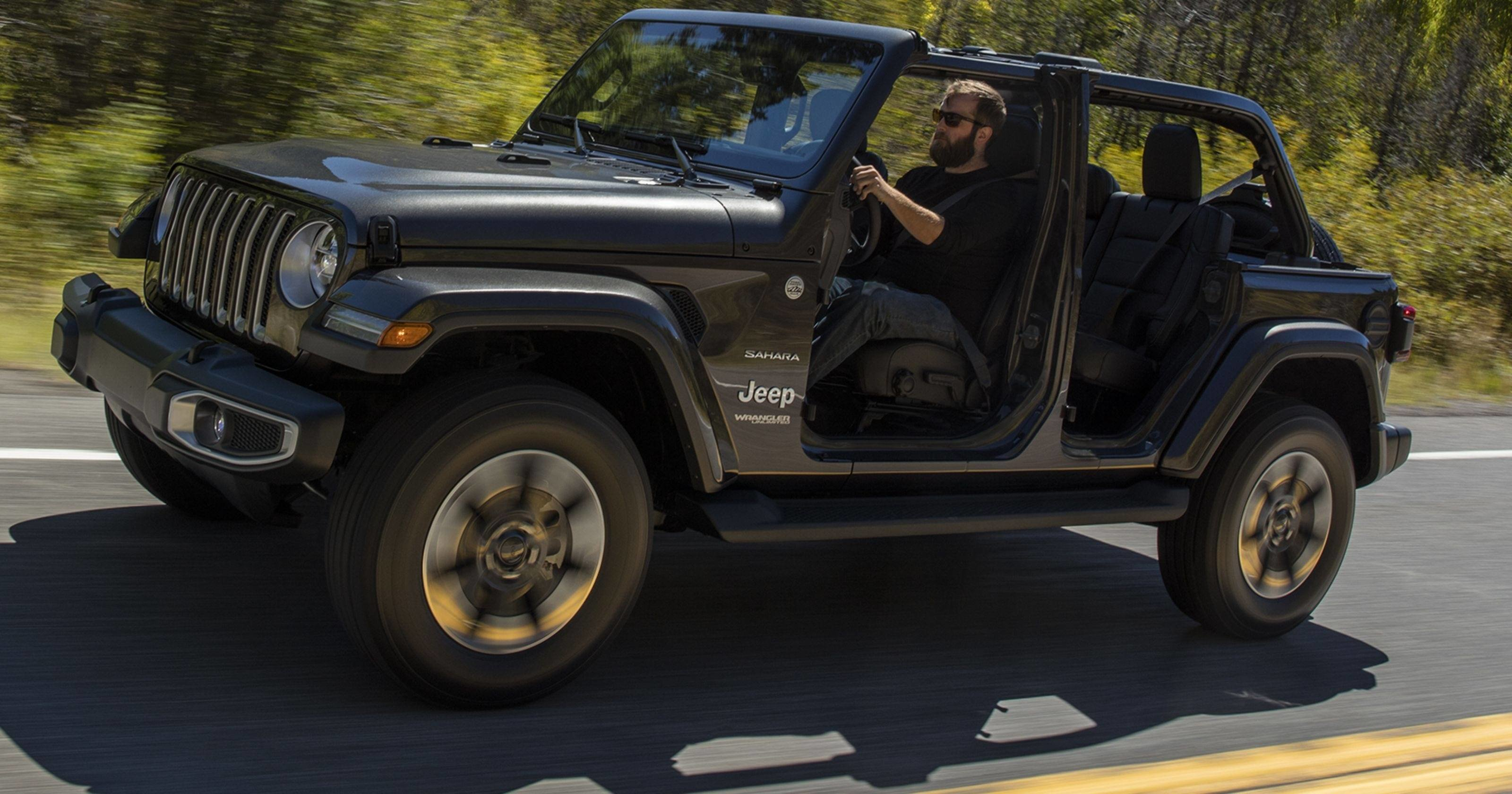 Latest Jeep Wrangler An Icon Gets Fresh New Look Big Changes Free Download