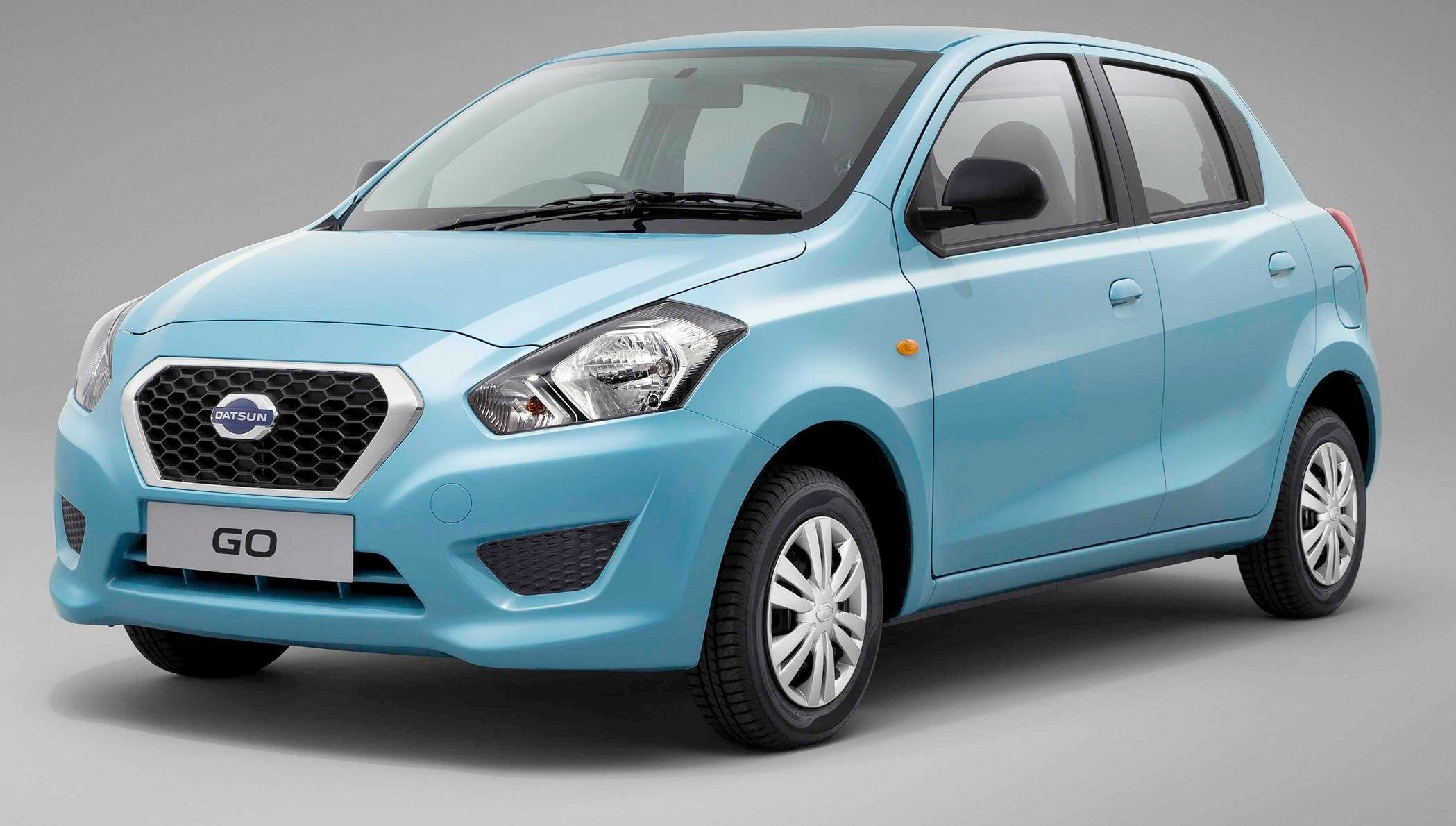 Latest Nissan Brings Back Datsun Brand With Go Car Free Download