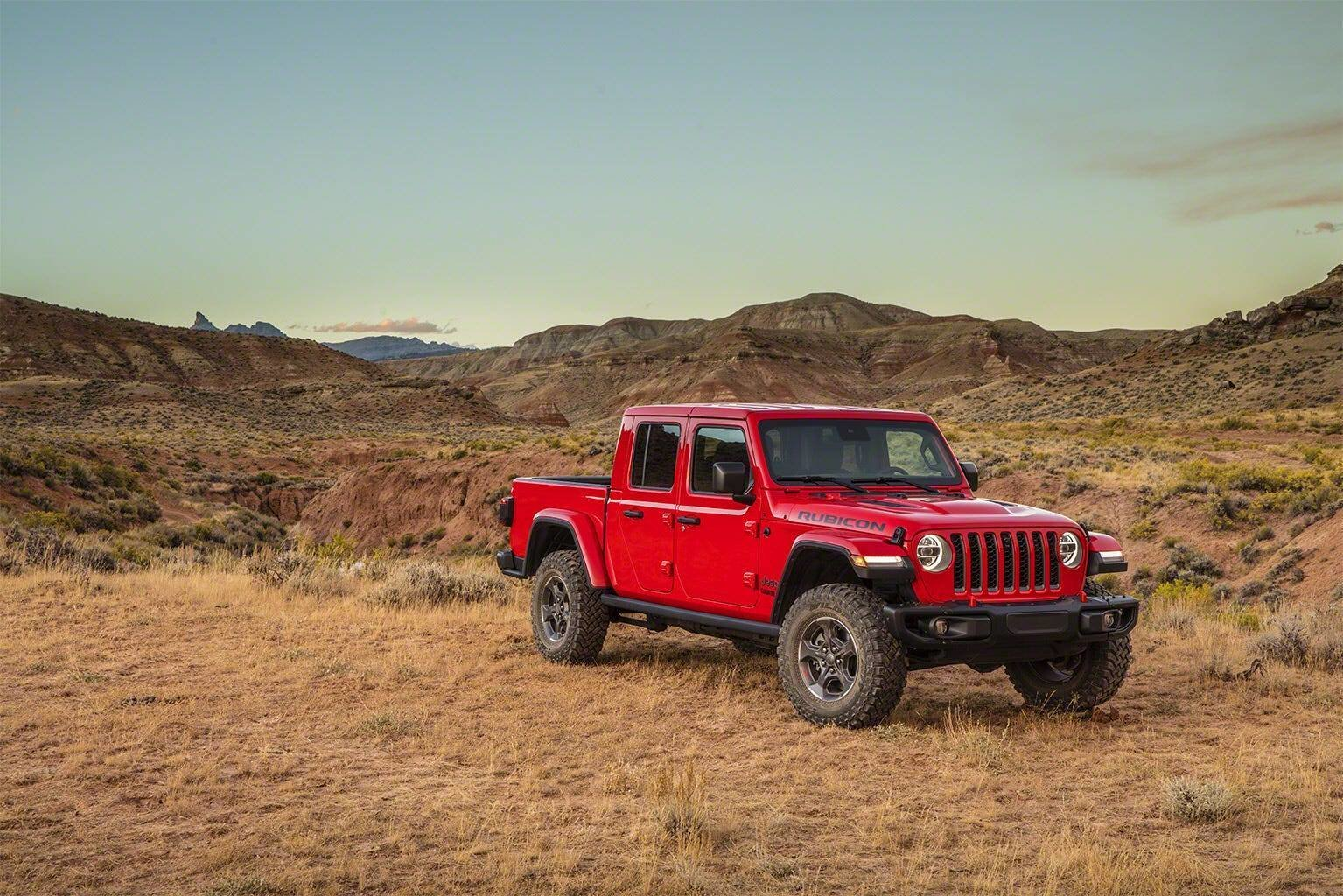 Latest La Auto Show Jeep Gladiator Is Unveiled As New Suv Free Download