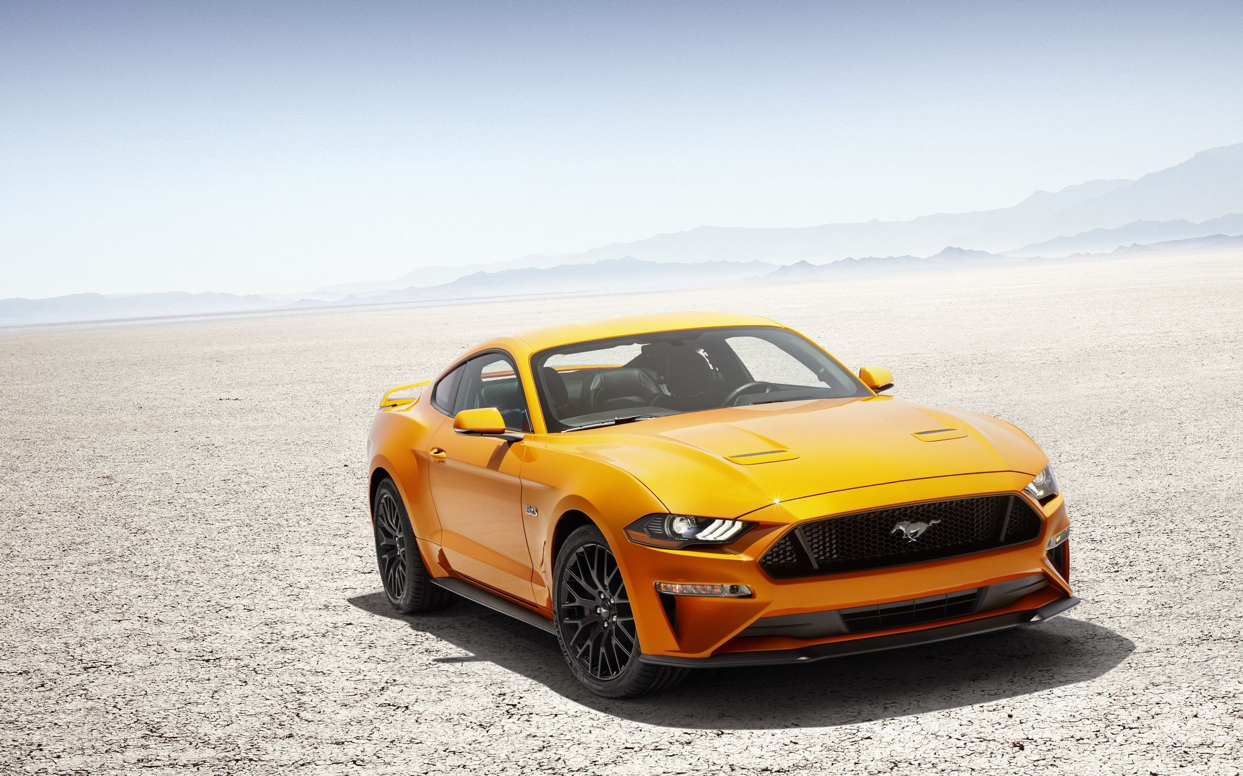 Latest Ford Mustang V8 Gt 2018 Wallpapers Hd Wallpapers Id 19584 Free Download