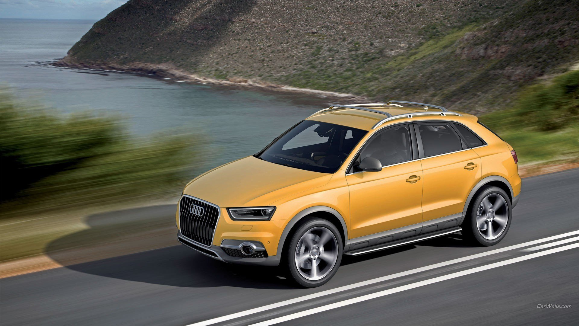 Latest Audi Q3 Car Audi Wallpapers Hd Desktop And Mobile Free Download