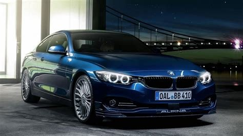 Latest Car Alpina Blue Cars Bmw Hd Wallpapers Desktop Free Download