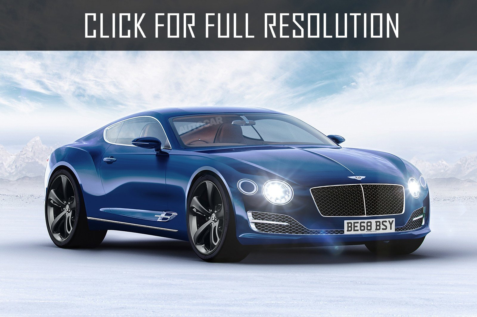 Latest List Of All Models And Modifications Of Bentley With Free Download
