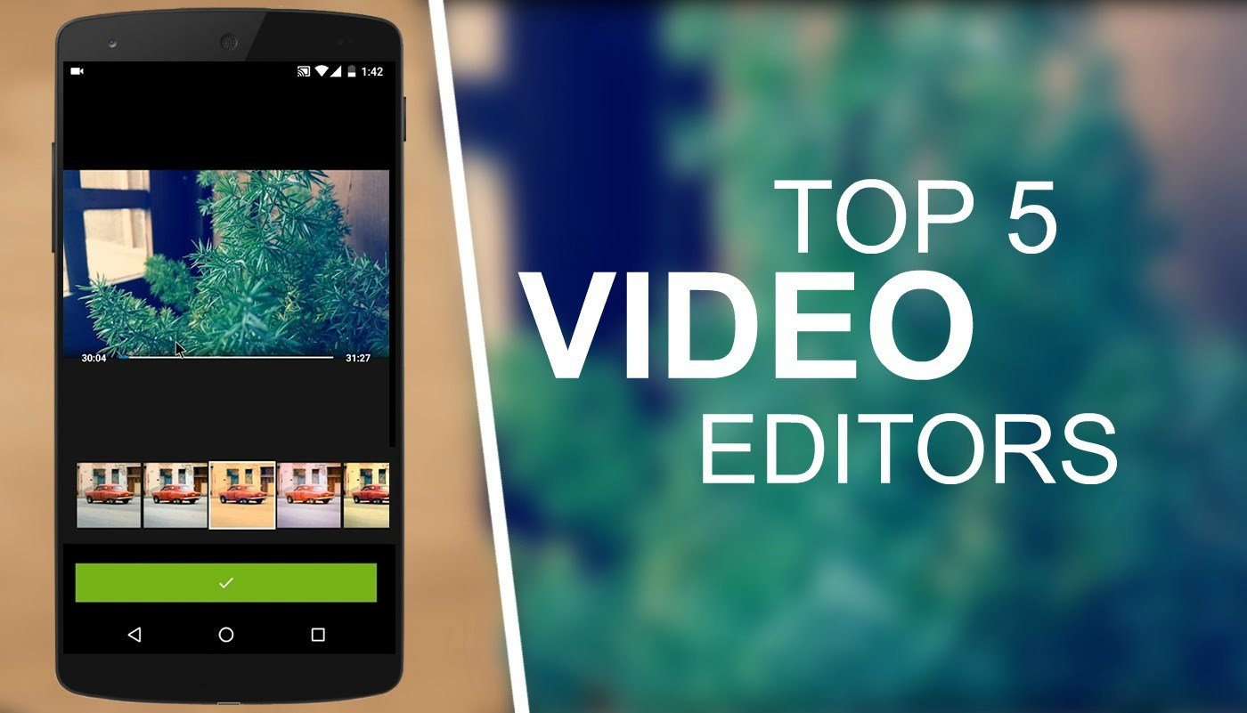 Latest 5 Best Free Video Editing Apps For Android My Tunes Hub Free Download