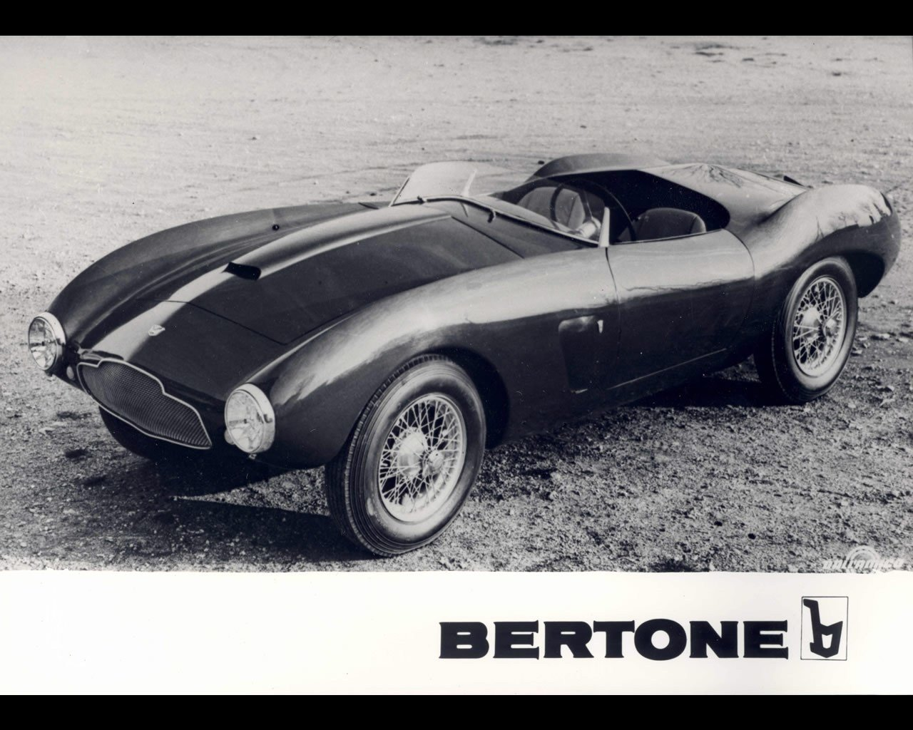 Latest Aston Martin Db 2 4 Bertone Competition Spider 1953 1954 Free Download