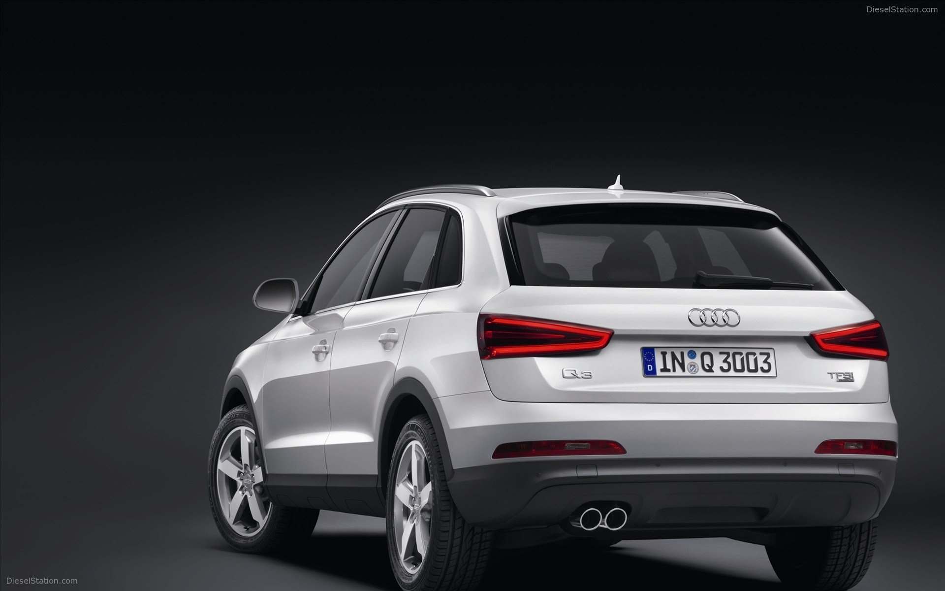 Latest Audi Q3 2012 Widescreen Exotic Car Wallpapers 02 Of 115 Free Download